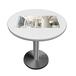 21.5寸觸摸咖啡桌游戲互動茶幾智能餐桌自助點餐結賬終端