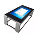 43寸智能茶幾電容觸摸桌觸摸茶幾智能洽談桌觸摸一體機可定制