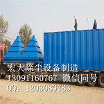 河北沧州宏大除尘设备---MC-Ⅱ脉冲布袋除尘器技术性能