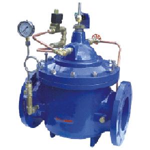 水力控制阀700X水泵控制阀防止介质倒流的逆止类阀门