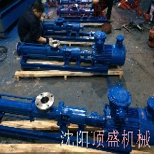 螺桿泵2021新價格表g型單螺桿泵圖片