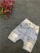 童裝奧特萊斯夏款英倫純棉條紋半袖T恤貨源批發
