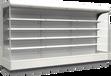 超市商用風幕柜/壁柜/蔬果柜