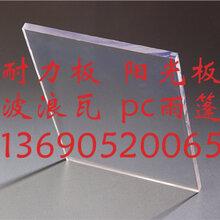 pc透明耐力板阳光板_透明阳光板耐力板厂家_pc板价格图片图片
