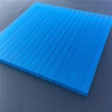 6mm双层阳光板,防紫外线阳光板厂家供应图片