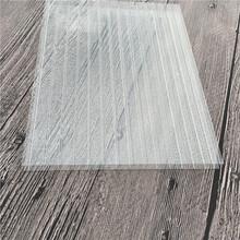 10mm雙層陽光板,高透明陽光板廠家批發圖片