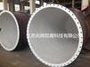 大型钢衬四氟储罐生产厂家可现场制作
