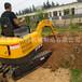 弗斯特小型挖掘机,履带式小钩机厂家直销