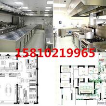 西餐厅厨房设备方案|西餐厅后厨设计|西餐厅厨房改造|西式简餐厨房设备