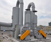 泊头市亿特环保机械制造有限公司生产定做XNT型脱硫脱硝除尘器图片