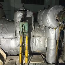 火龙节能汽轮机可拆卸保温套,节能耐高温