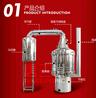 唐三镜林如叶-家用小型酿酒机-唐三镜多功能酿酒设备-广州培训酿酒技术