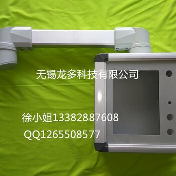无锡龙多科技机床悬挂臂支架数控触摸屏电器箱吊臂操作控制箱摇臂激光