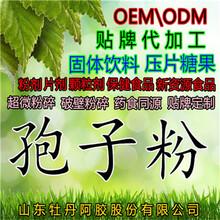 灵芝破壁孢子粉,椴木灵芝原料,栽培基地直销,专业原料