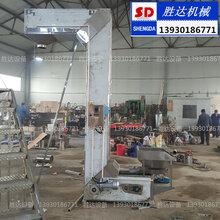 延吉芝麻斗式提升机垂直震动斗式提升机图片