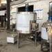 長治食品膠加熱反應釜不銹鋼304材質冷卻循環攪拌罐花生醬刮壁攪拌配料罐廠家