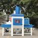 廣耀山東小型噴砂機輸送式自動噴砂機