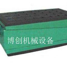 机床调整垫铁减震垫铁圆形垫铁机械附件