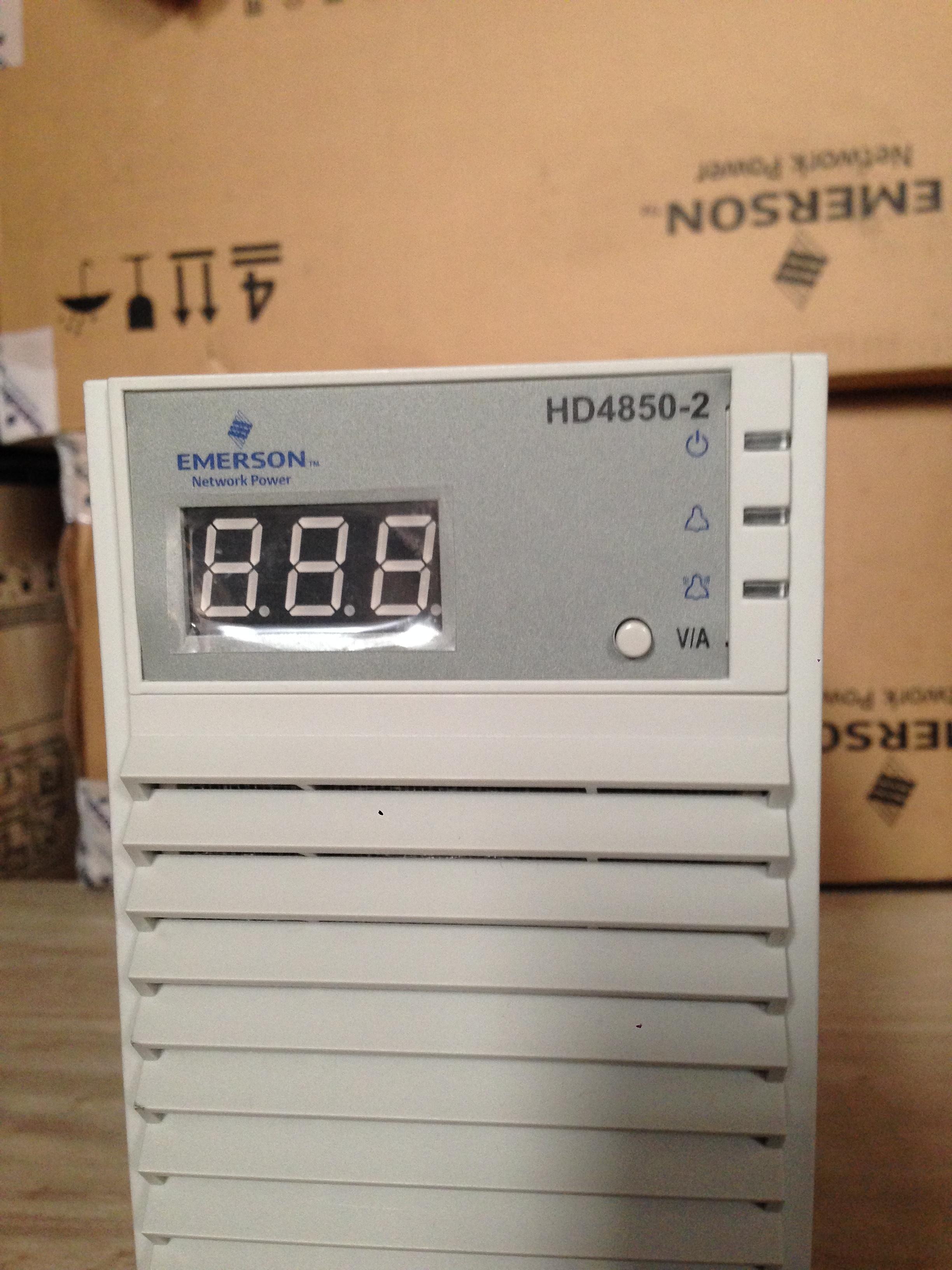 销售全新原包艾默生HD4850-2艾默生功率模块产品特点