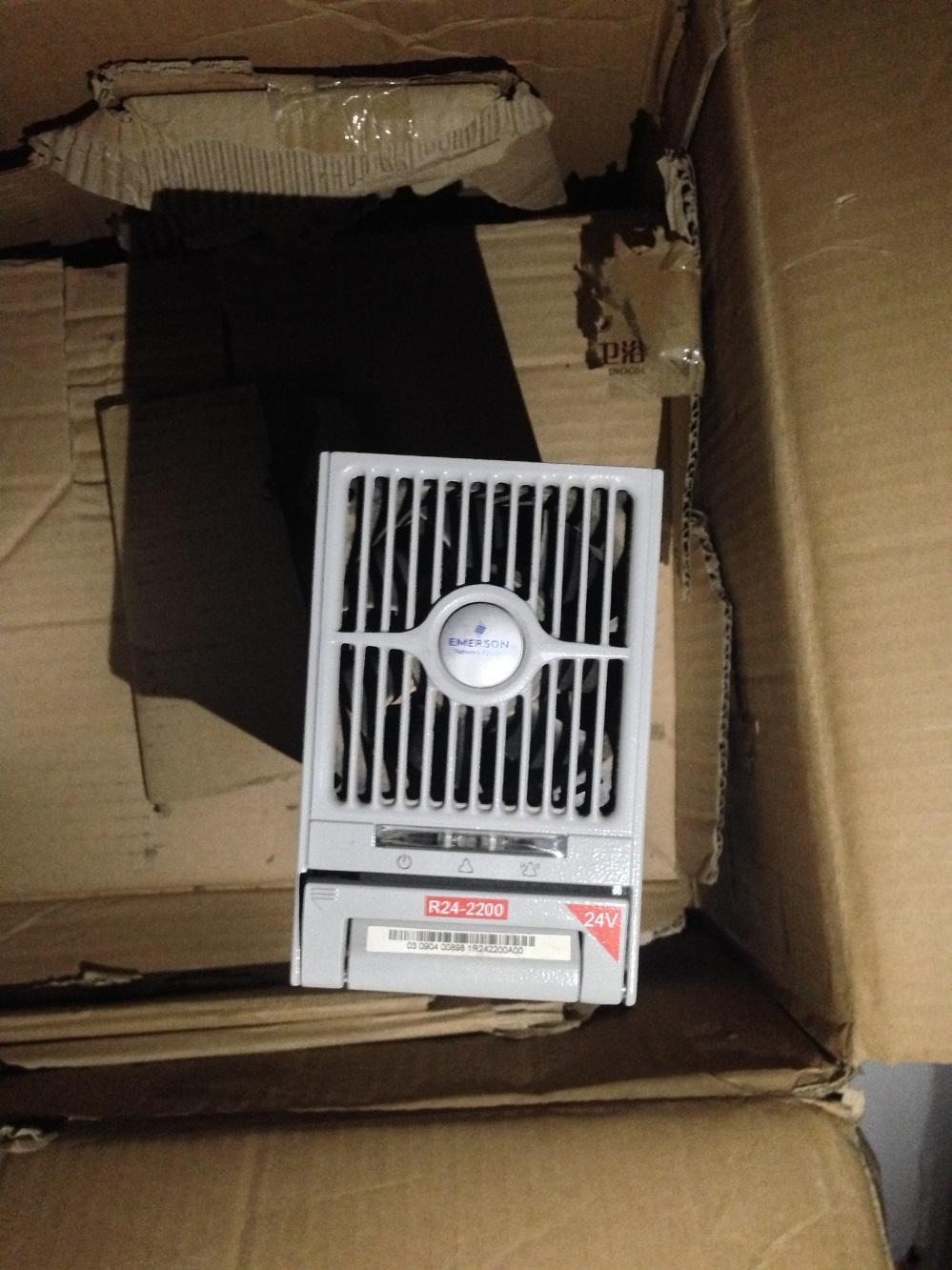 销售全新原包艾默生R24-2200艾默生功率模块