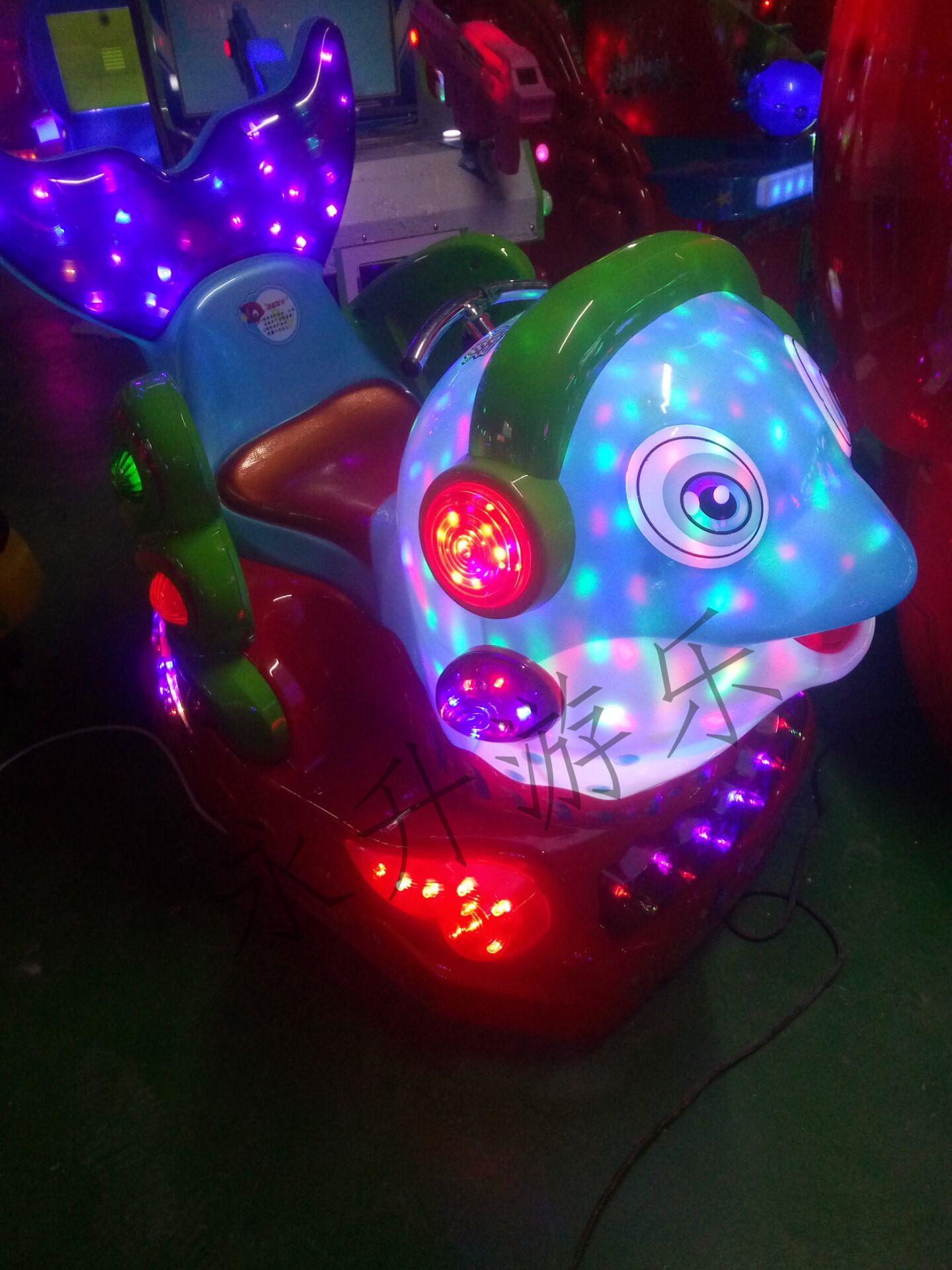 专业供应儿童投币游戏机摇摆机摇摇车专业的儿童投币游戏机-摇摆机