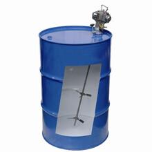 广东油桶气动搅拌机200L油桶专用气动搅拌器伸缩式气动搅拌机图片