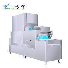 揭蓋式洗碗機哪里買大型商用洗碗機工廠圖片