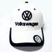 汽车标志潮流帽子大众品牌汽车帽高档赛车帽男女夏季棒球帽
