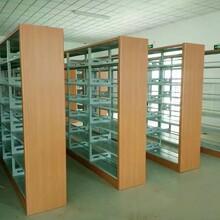 图书馆书架报刊架西安厂家直销图片