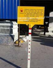 供水管网标志桩供热管网标识桩石家庄烨坤定做