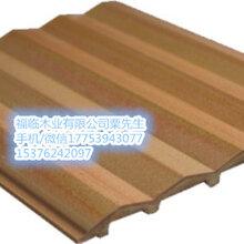 淮南,六安,安庆竹木纤维集成墙板厂家/生态木长城板厂家图片