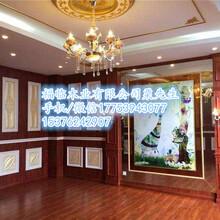 福临玉树生态木159长城板欧式效果图图片