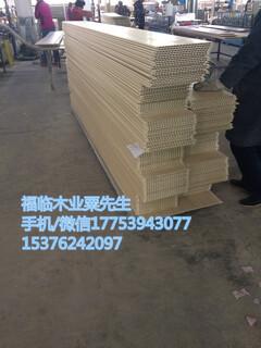 福临锦州生态木204长城板效果图,安装图图片3