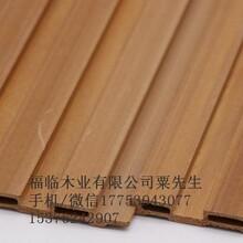 崇左生态木木纹墙板市场价格分类图片