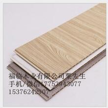 福临伊犁生态木护墙板厂家实力排名图片