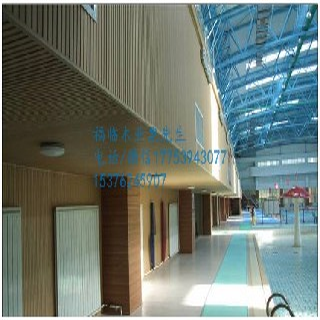 福临锦州生态木204长城板效果图,安装图图片4