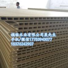 广东省竹木纤维集成墙板直销图片