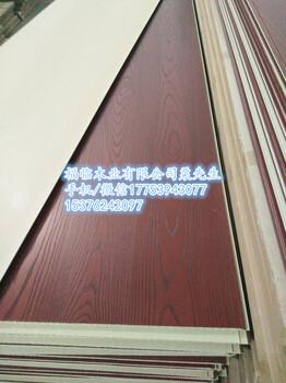 贵州省PVC竹木纤维集成墙板最新价格