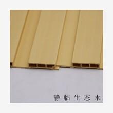 鄂州市竹木纖維快裝墻面定制生產圖片