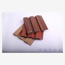 黔西南生態木方通隔斷平米價格圖片
