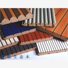 红河生态木木纹墙板供应电话图片