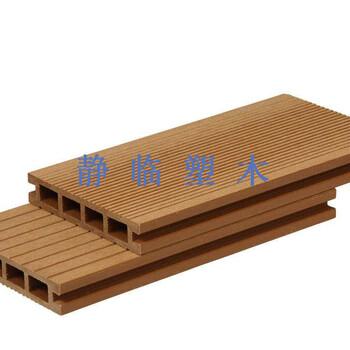 宁波市木塑花园地板平米价格