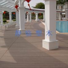 连云港市强化PE木塑地板墙板定制图片