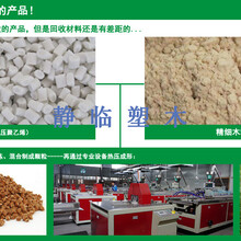 安顺工程用木塑地板平米价格图片