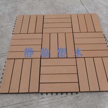 鹰潭市塑木景观地板平米价格图片