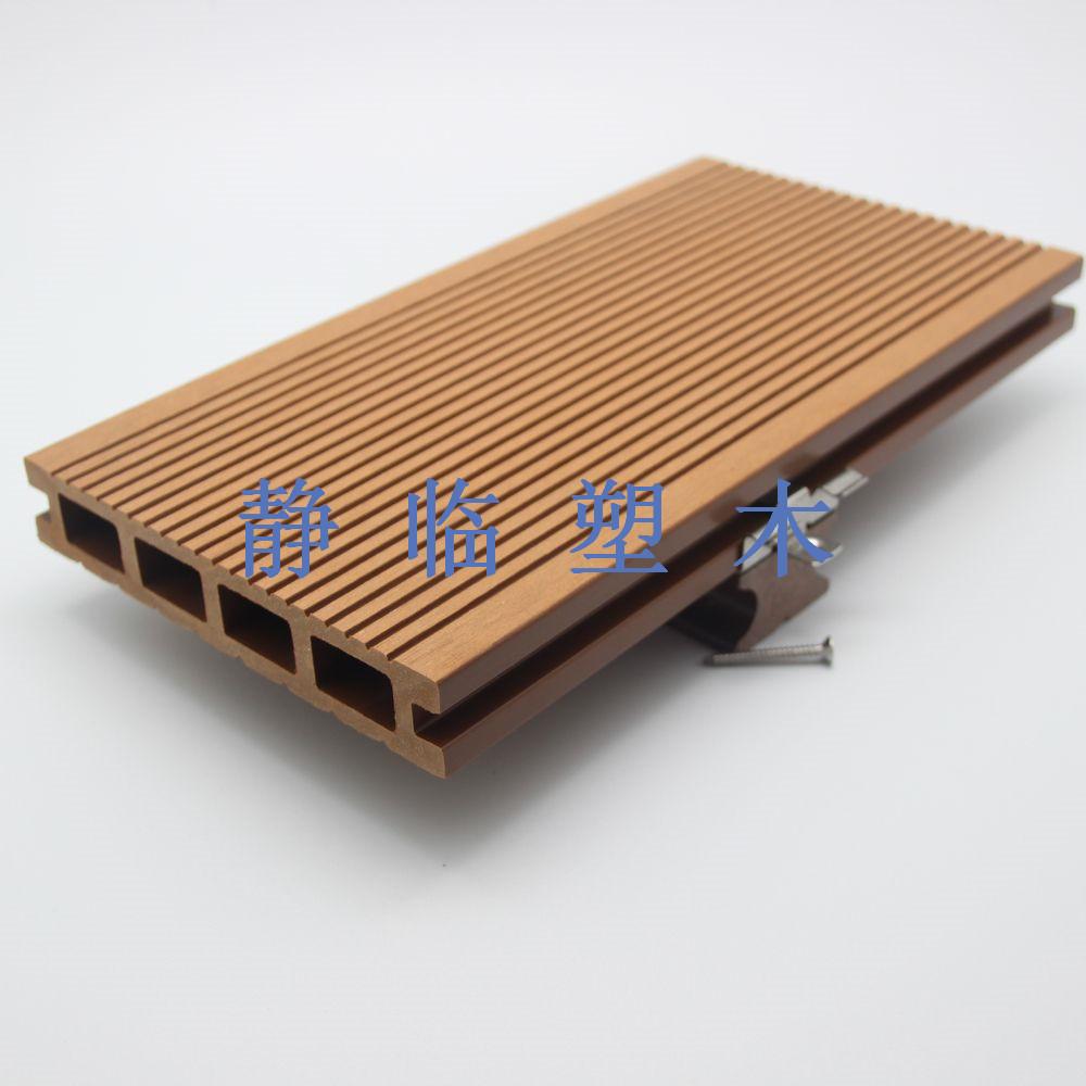 木塑共挤地板厂家定制