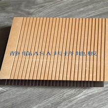 丽江市露台木塑地板调价信息图片