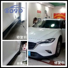 惠州汽车站对面有修车店吗?汽车车身凹陷后正确的处理方法汽车凹陷修复怎处理