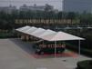 郑州膜结构车棚设计,膜结构停车棚施工,膜结构自行车棚安装构