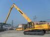 供应斗山DH300LC-7挖掘机三段式加长臂,加长臂拆楼